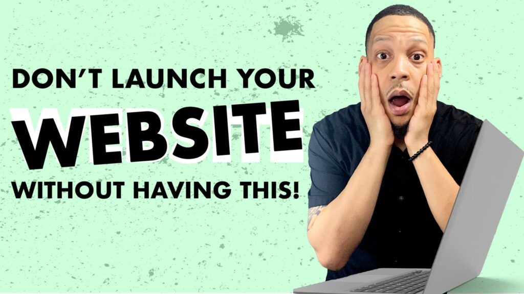 Don't Launch Your Website Without Having This Thumbnail